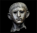 Link to British Museum - Compass - Bust of Claudius
