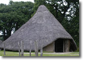Image link to Celtic Roundhouses
